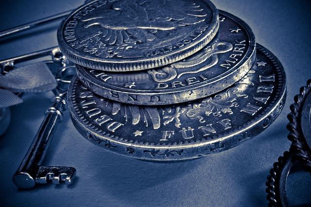 Stříbro jako jasný výdělek v budoucnosti