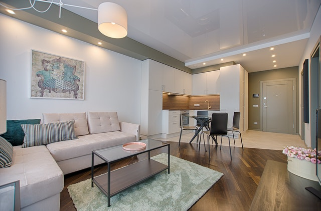 Obývací pokoj, který budete milovat